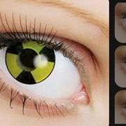 Линзы контактные цветные Crazy фото