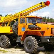 Буровая установка УРБ-2А-2 фото