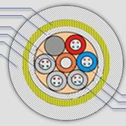 Самонесущие оптические кабели связи фото