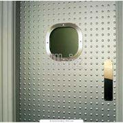 Дверь алюминиевая фото