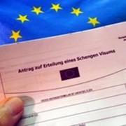 Оформление виз в страны шенгена фото