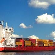 Морские перевозки фото