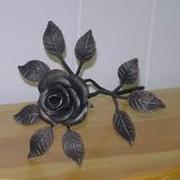 Изделия ручной художественной ковки фото