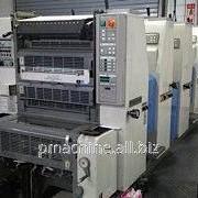 4-красочная печатная машина RYOBI 524 HX, 1997г фото