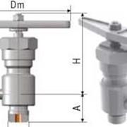 Клапан запорный DN10 1456-10-0 фото