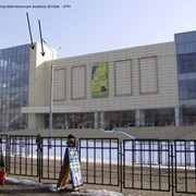 Вентилируемые фасады из композита и керамогранита фото
