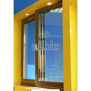 Окно поливинилхлоридное фото