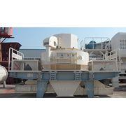 Вертикально ударная дробилка (машина для изготовления песка) фото