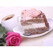 Торты бисквитные фото