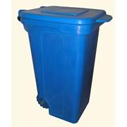 Контейнеры для сбора твердых бытовых отходов (ТБО) фото