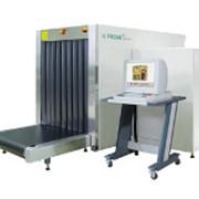 Рентгеновская инспекционная система FISCAN 100120, Досмотровое оборудование. фото