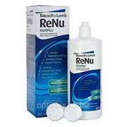 Растворы для ухода за контактными линзами ReNu MultiPlus 355 мл фото
