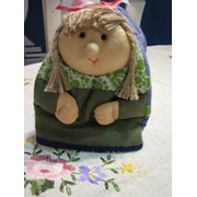 Кукла на чайник Кукла 02 фото