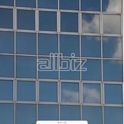 Витраж металлопластиковый фото