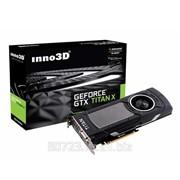 Inno3D GeForce GTX Titan X Reference 12GB GDDR5 27169 фото