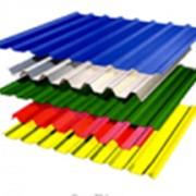 Профнастил окрашеный полиэстер марок С-8, С-15, ПС/ПК-20, НС-44, Н-57, Н-60, Н-75 фото
