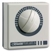 Комнатный термостат (накладной) Cewal RQ10 фото
