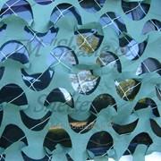 Сеть маскировочная сетка S&S DECO 75% покрытия, зеленая, размеры: 2*6м, 4*6м фото