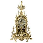 "Бронзовые каминные часы ""AHS"" 25х48х12см. арт.BP-27081-D Belo De Bronze фото"