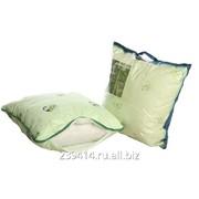 Подушка Бамбук, Эвкалипт, Водоросли (искусственные) 50х70 фото