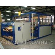 Оборудование для производства туалетной бумаги. Автомат. фото