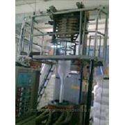 Экструзионная линия по выпуску ПЭНД пленок, 700мм, 50-й шнек, 2007 г.в. фото