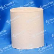 Полотенца с центральным вытяжным отверстием KonTiss ТДК-1-300 ПЦ, 1 слойные, 300 м, целлюлоза фото