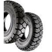 Промышленные пневматические шины для погрузчиков таких как Balkancar, Clark, Linde, Toyota, Hyundai, Still, Caterpillar и др. фото