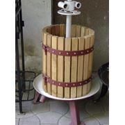 пресс для отжима Винограда фото