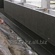 Гидроизоляция фундаментов зданий фото