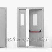 Противопожарная дверь DoorHan одностворчатая 800х2050 мм фото