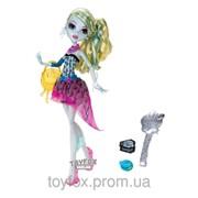 Кукла Monster High Монстер Хай Lagoona Blue Лагуна Блю Смертельно прекрасный горошек Dot Dead Gorgeous фото