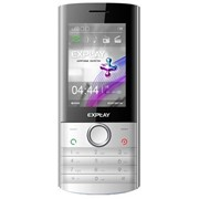 Сотовый телефон Explay Titan Silver фото