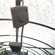 Инфракрасные обогреватели для теплиц фото