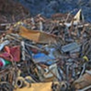 Переработка металлолома фото