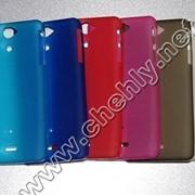 Силиконовый чехол Sony Xperia V LT25I фото