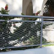 Заборная - оградительная сетка фото