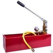 Опрессовщик ручной гидравлический TOR 6,3 л, 6,3 МПА фото