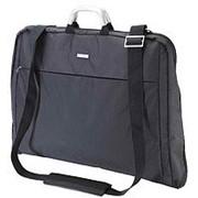 Дорожная сумка 61х8х48 черный фото