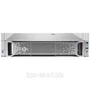 Сервер НР DL180 Gen9, 1(up2)x E5-2609v3 6C 1.9 GHz, DDR4-2133 2x8GB-R, H240/ZM (RAID 1+0/5/5+0) 2x300GB SAS 10K (8/16 SFF 2.5'' HP) 1x900W (up2), 2x1Gb/s,DVDRW,iLO4.2,Rack2U,3-1-1,Rails inc. фото