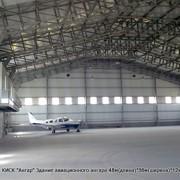 Ангары авиационные фото