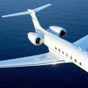 Самолет Gulfstream G550 фото