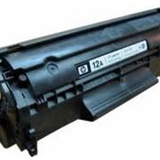 Заправка картриджей для лазерного принтера фото