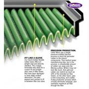 Фильтры воздушные автомобильные Green Cotton Air Filter фото