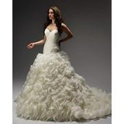 Итальянское свадебное платье DL-11336 фото