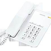 Alcatel T22 Проводной телефон белый