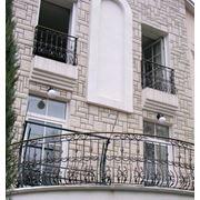 Кованые балконные ограждения фото