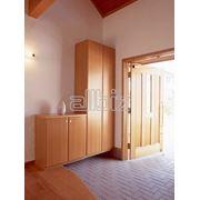 Шкафы и секции для дома и офиса фото