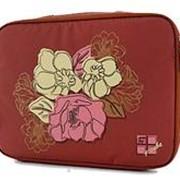 """Сумка для ноутбука 15.6"""" GNF-215SP2, рисунок """"Spring"""" - """"весна"""", серия- """"Floral Fantasy"""" фото"""