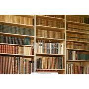 Шкафы для книг фото